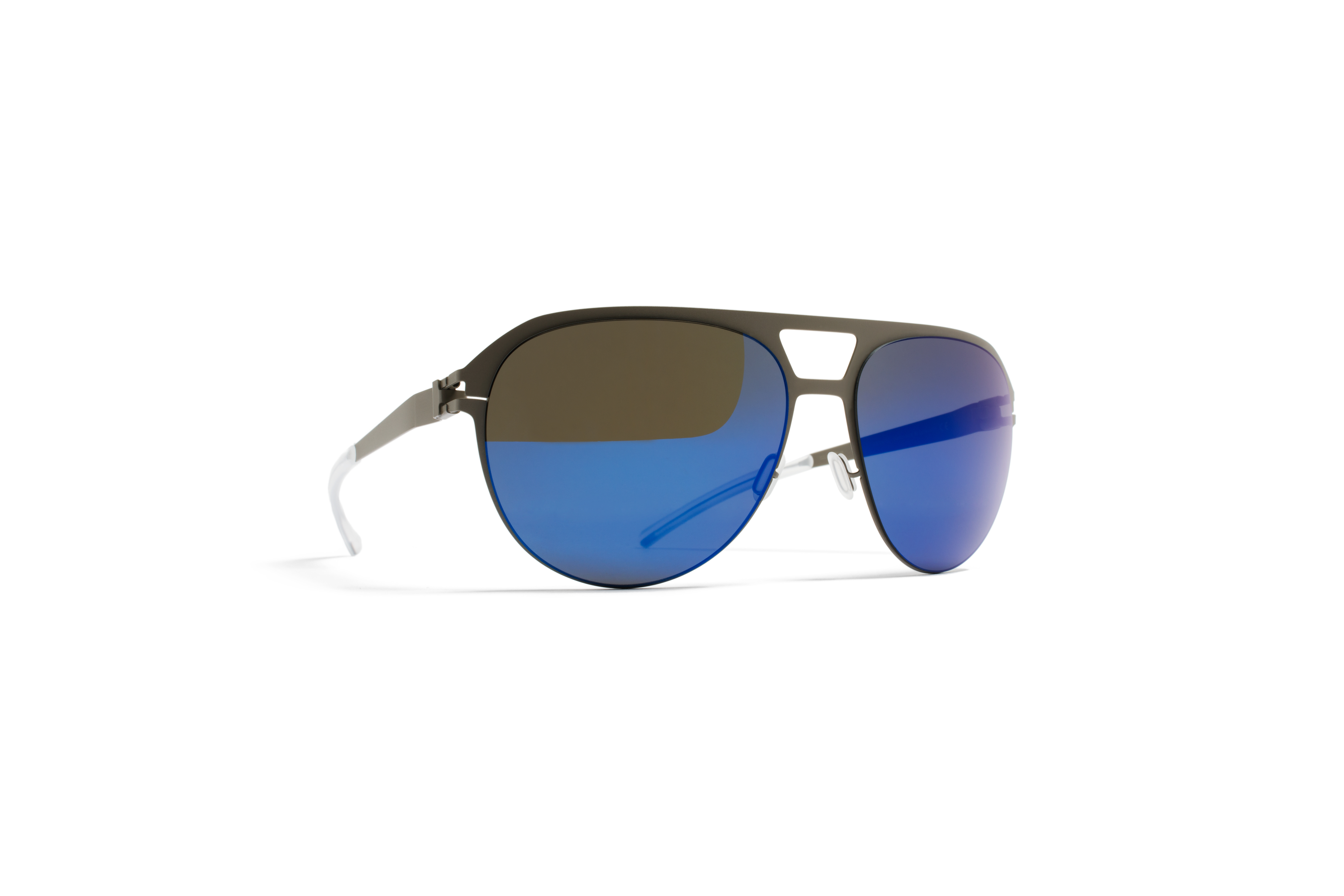 MYKITA No1 Sun Aron Dimgrey Cometblue Flash