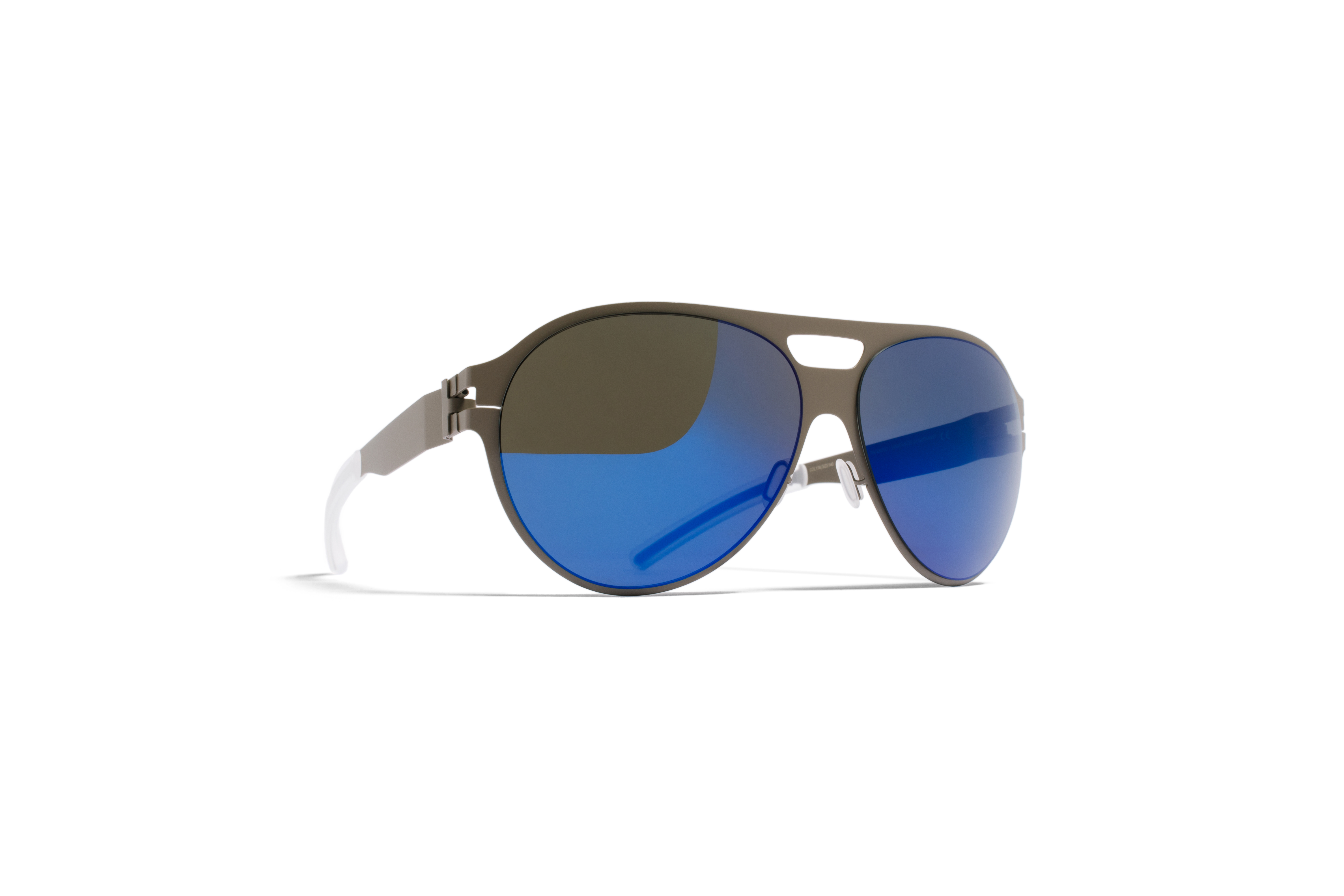 MYKITA No1 Sun Bronco Dimgrey Cometblue Flash