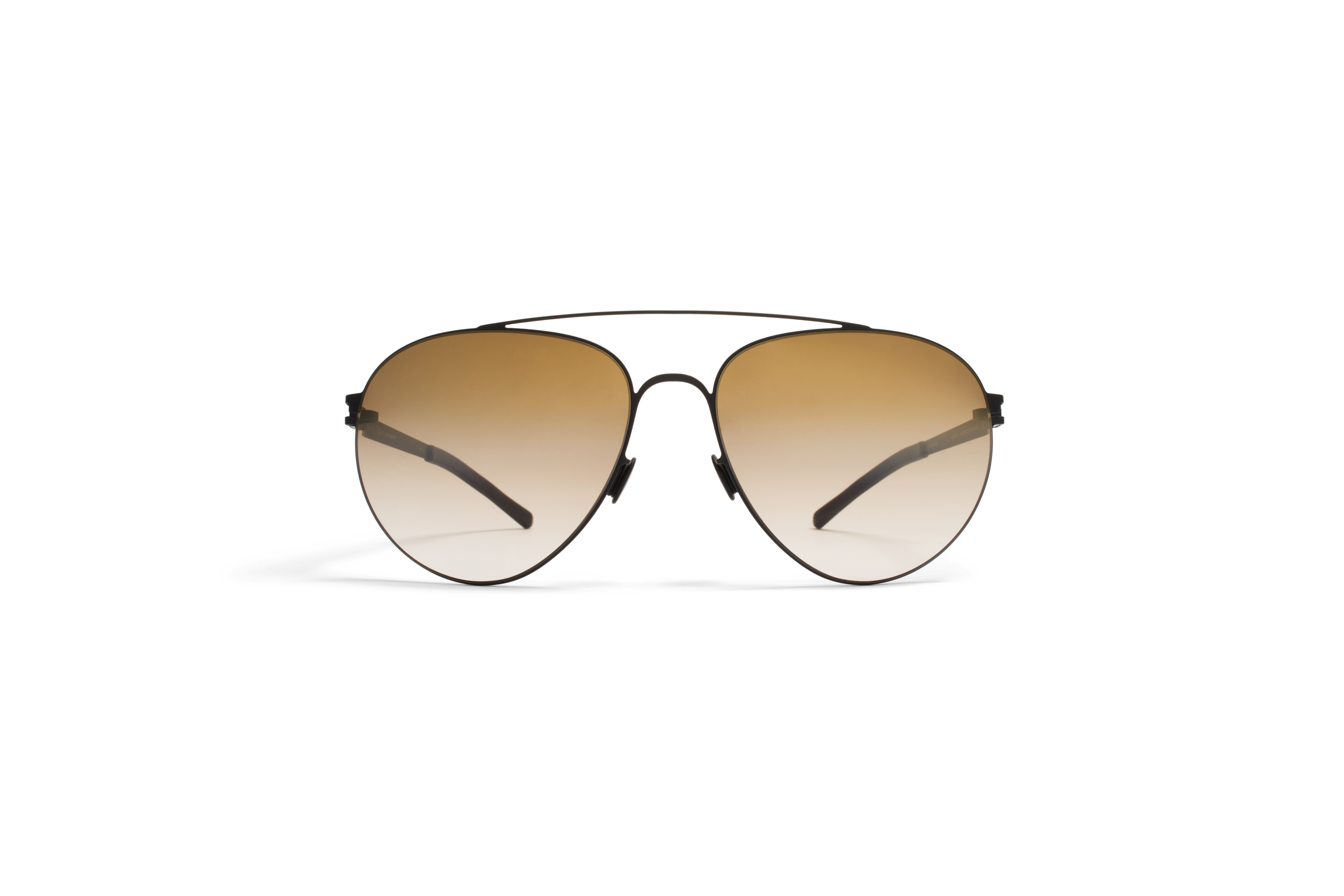 MYKITA No1 Sun Carter Black Bronze Gradient Flash