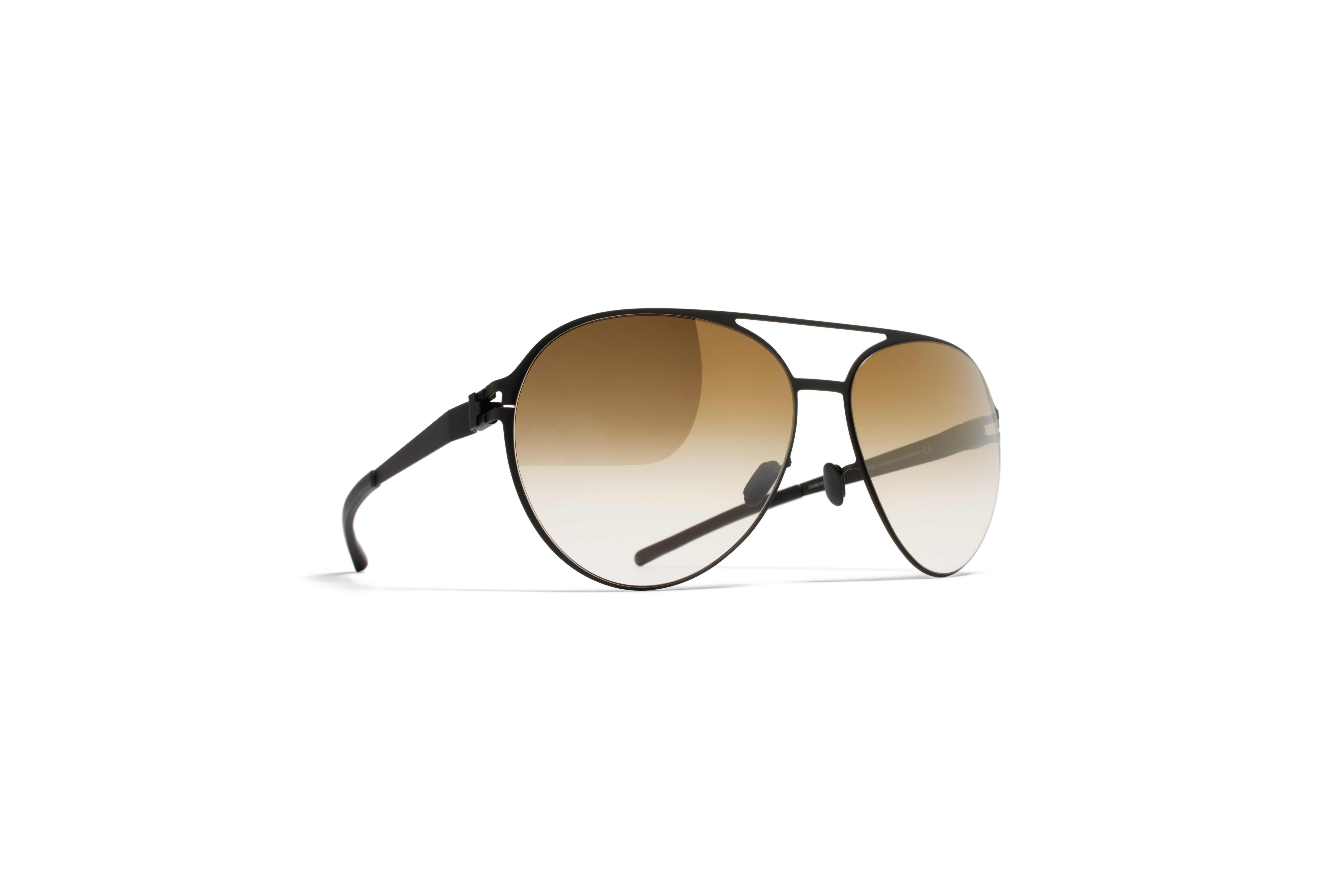 MYKITA No1 Sun Samson Black Bronze Gradient Flash