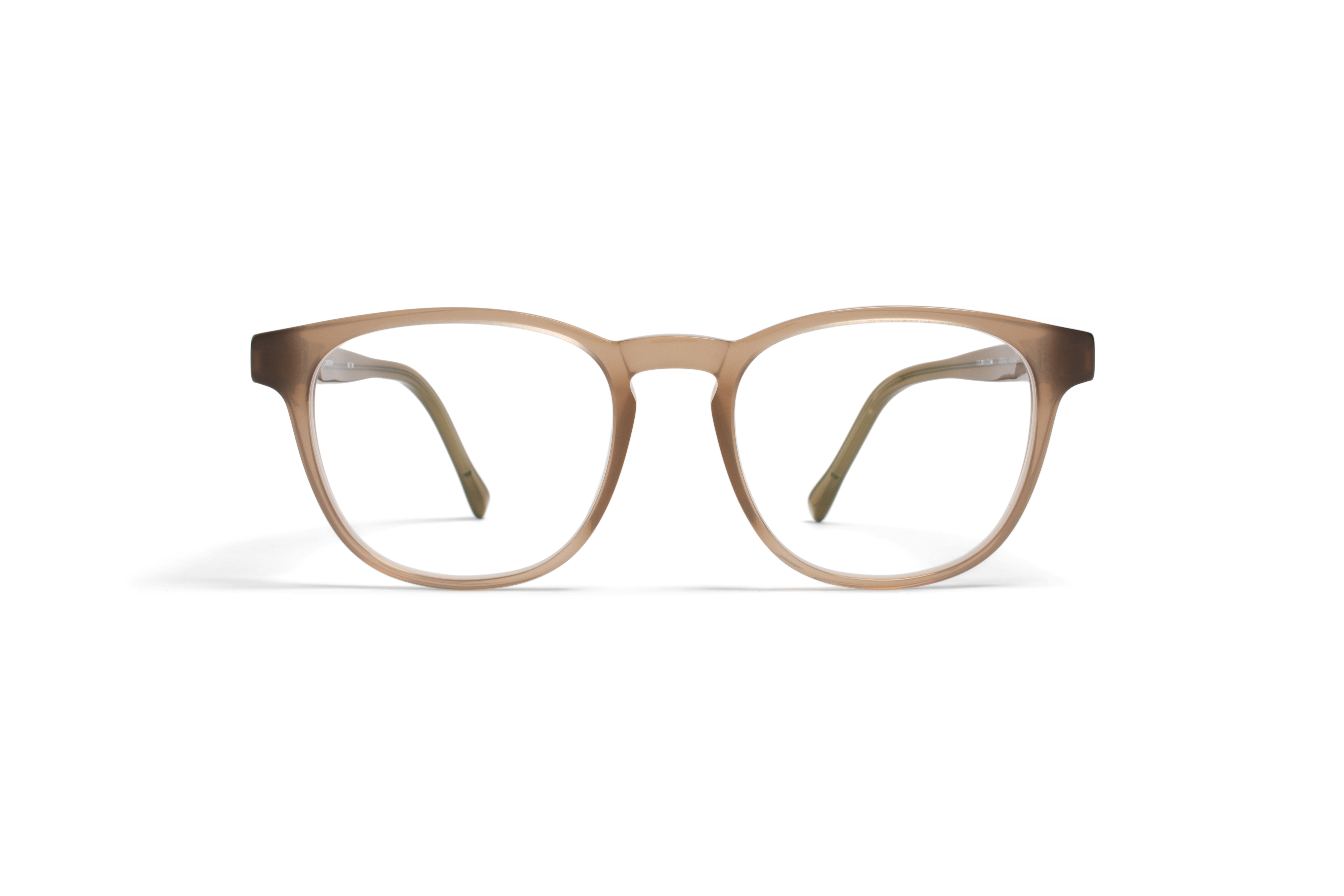 MYKITA No2 Rx Christoph Taupe Clear