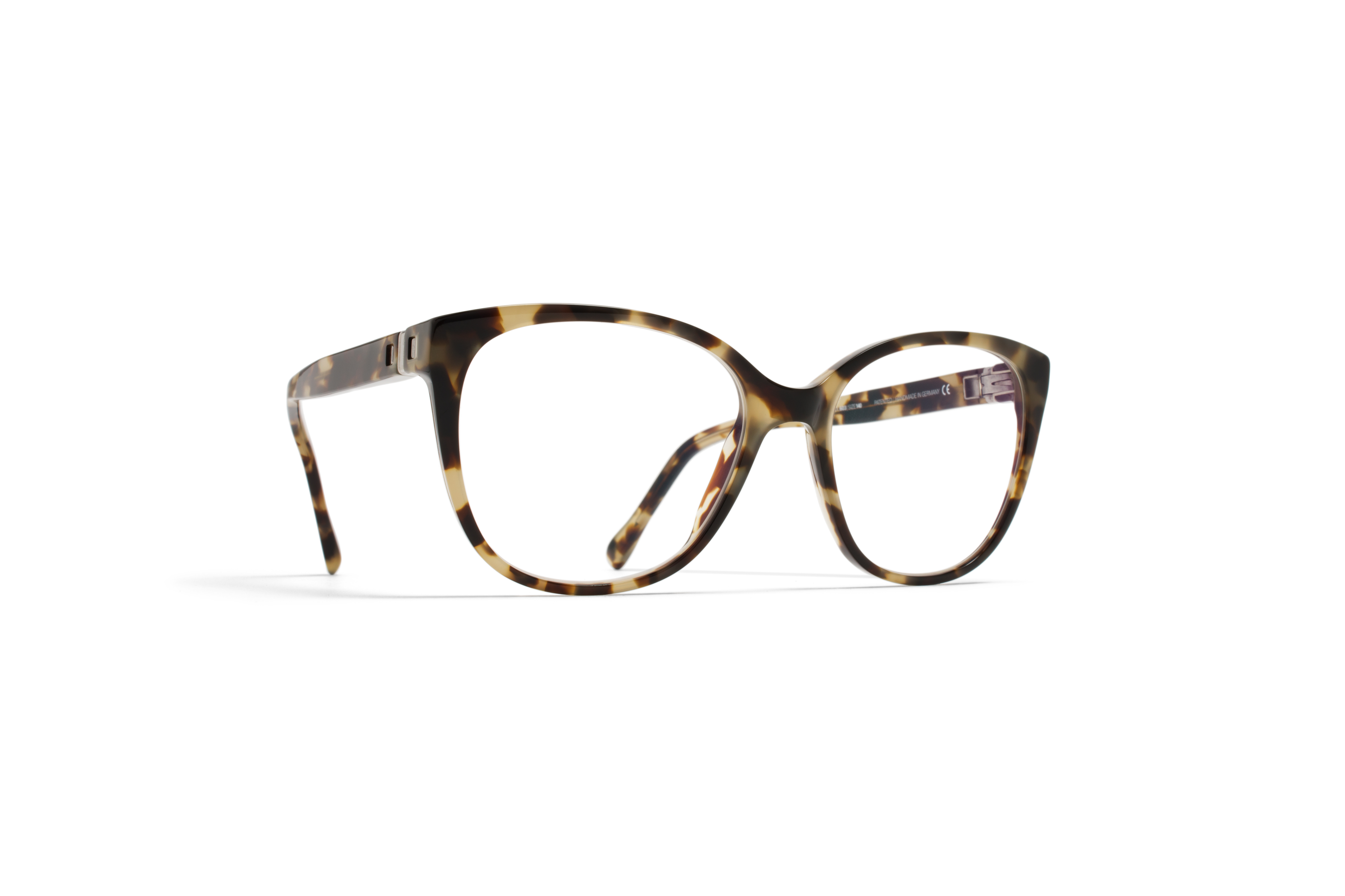 MYKITA No2 Rx Inga Chocolate Chips Clear