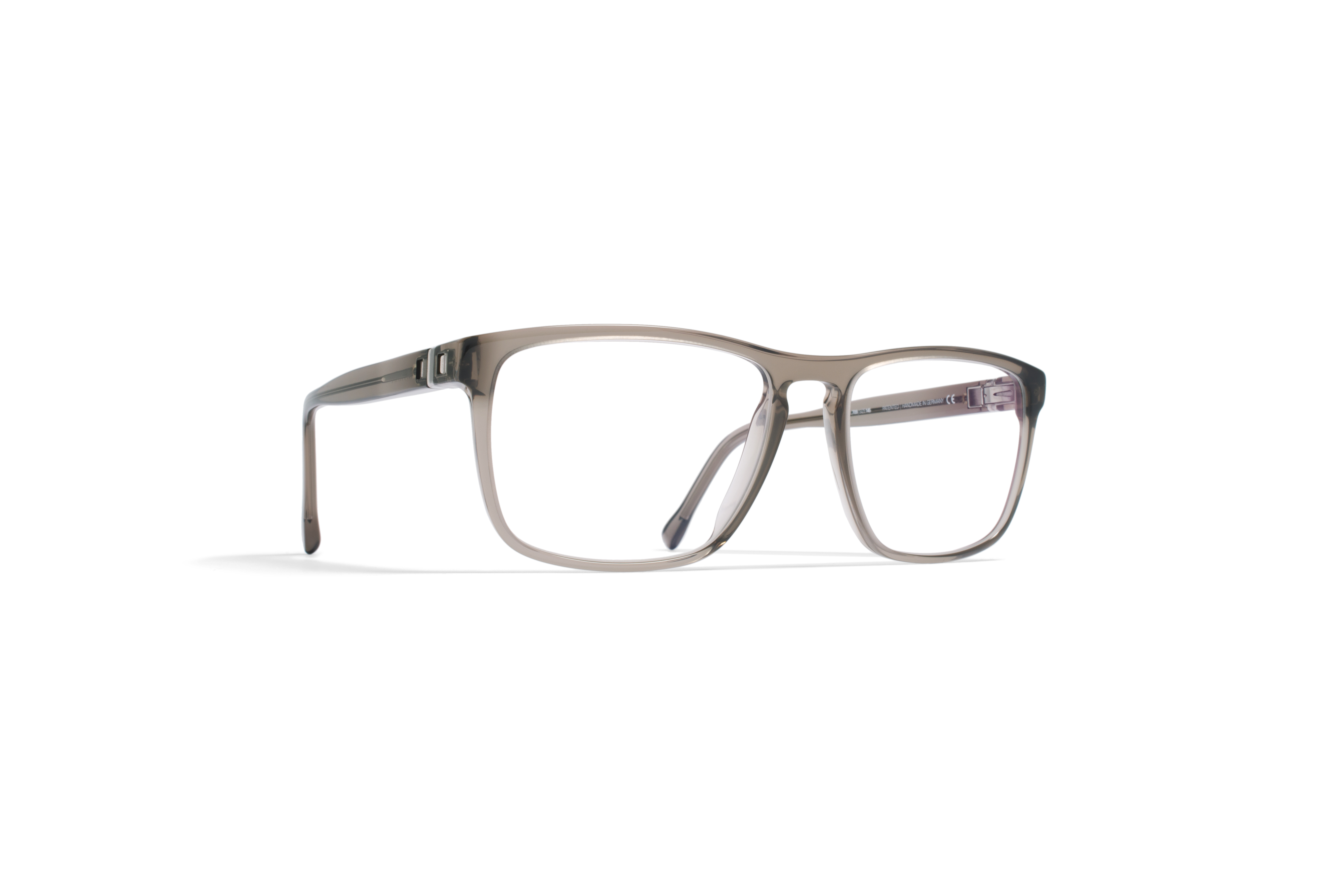 MYKITA No2 Rx Wallace Umbra Clear