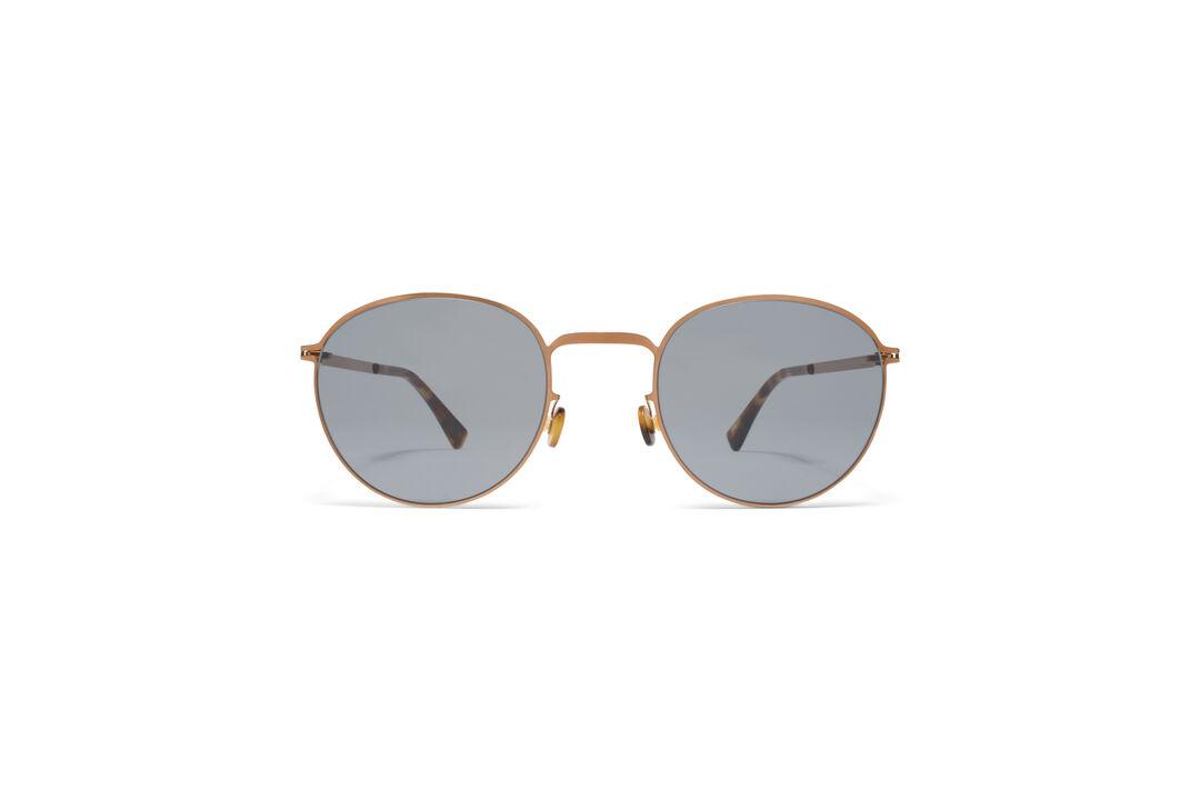 Black Jonte Lite Round Sunglasses Mykita aTSAX