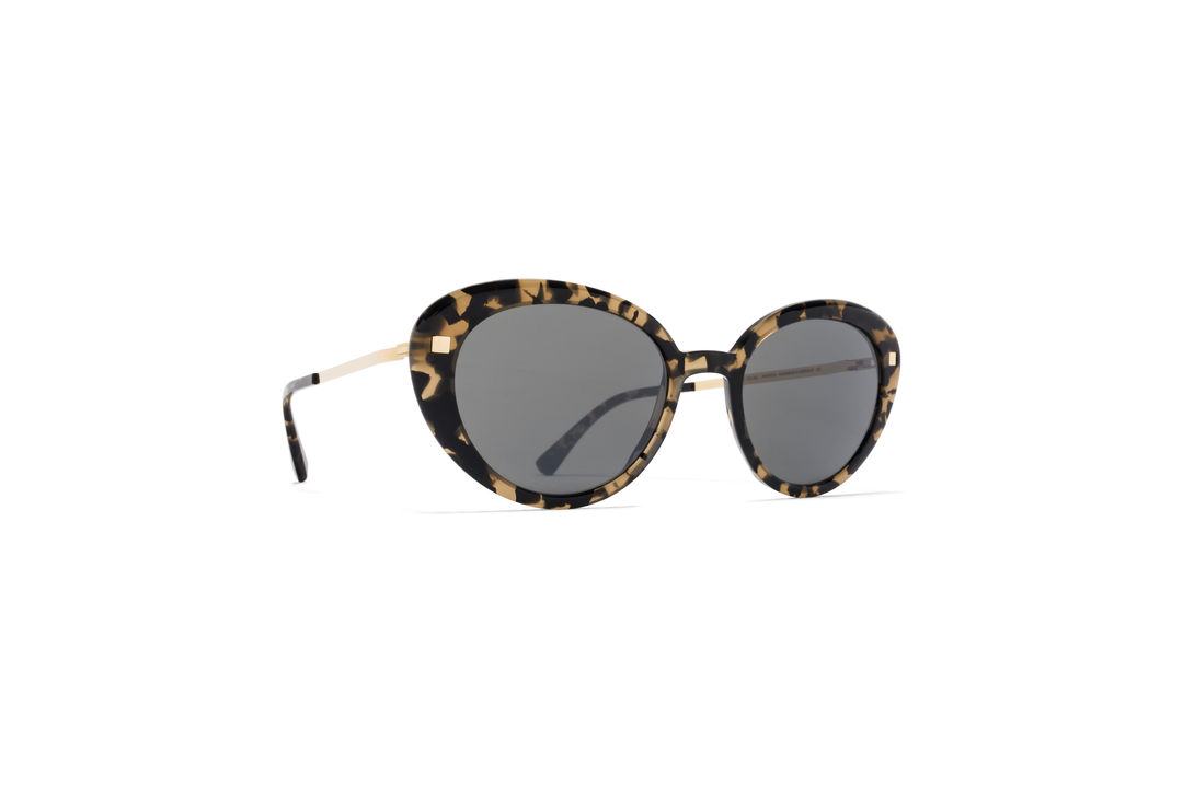Luava Round-Frame Sunglasses Mykita G7oS6l