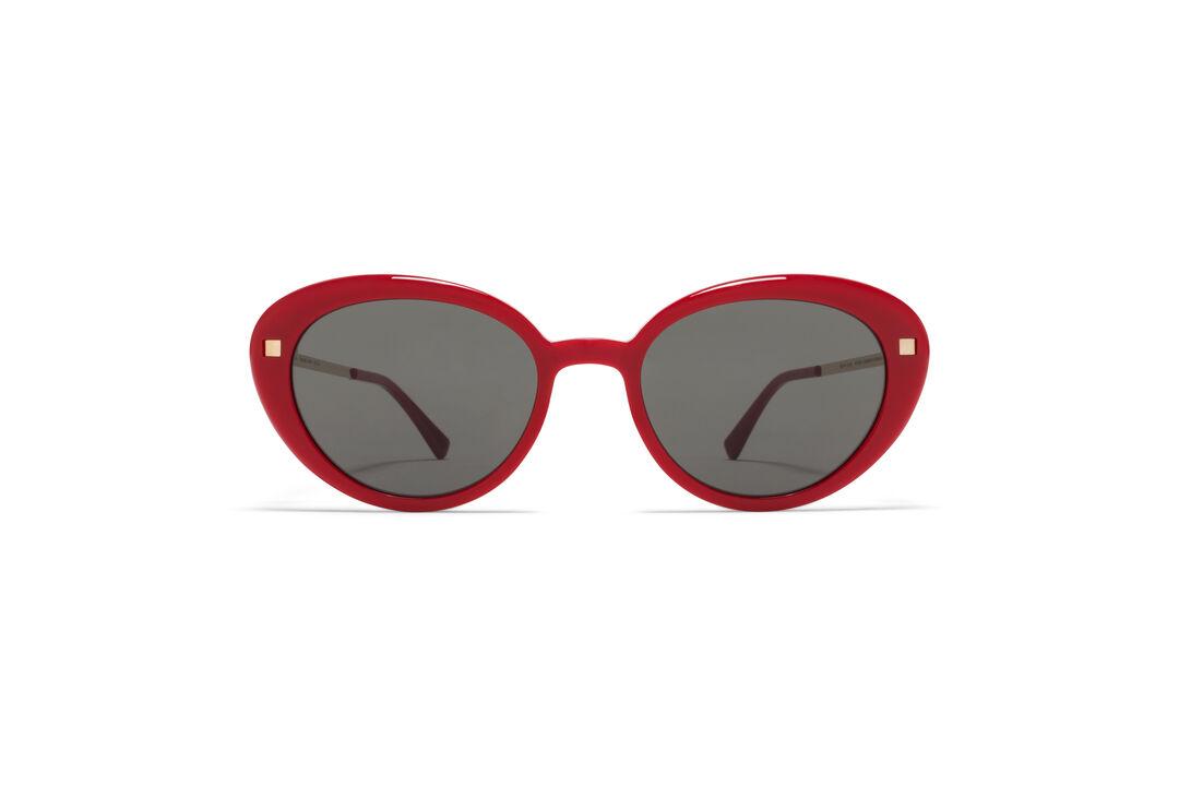 Luava Round-Frame Sunglasses Mykita 4VCo7acq
