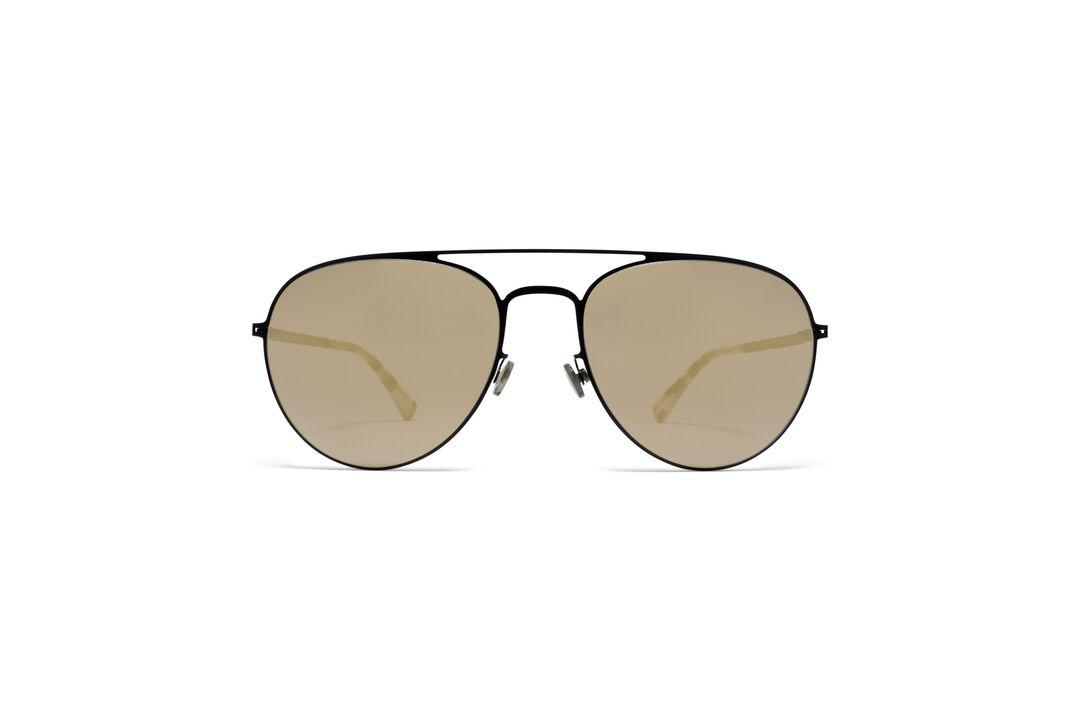 Samu round sunglasses - Metallic Mykita PKuTMdQe