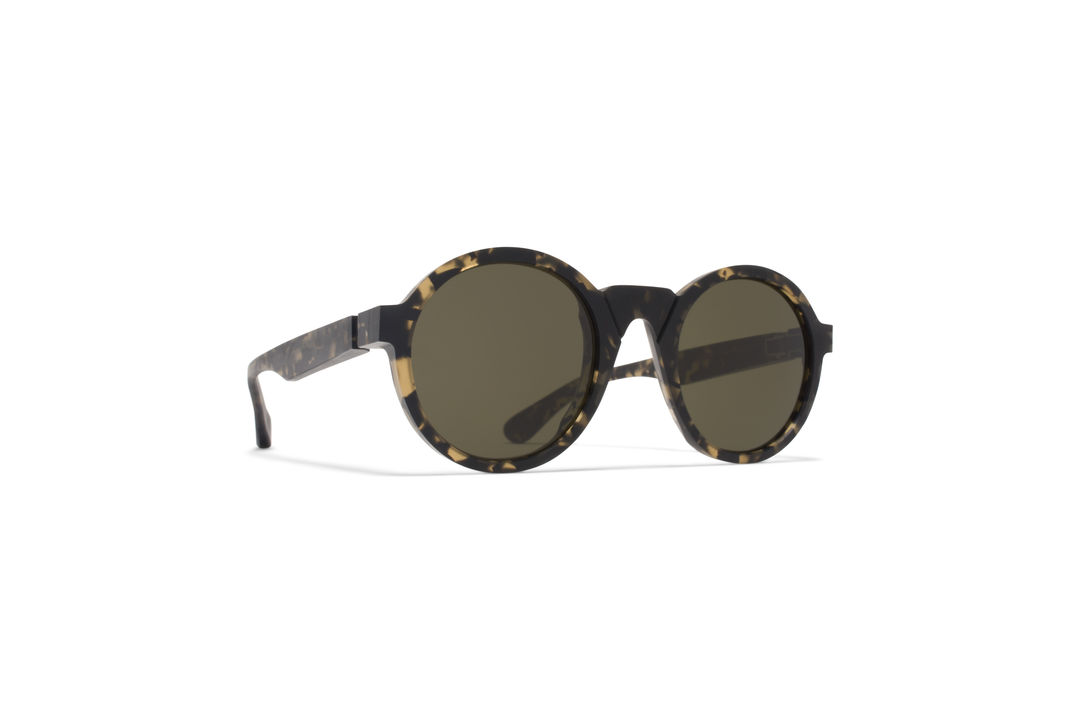 Black Mykita Edition MMRAW006 Sunglasses Maison Martin Margiela