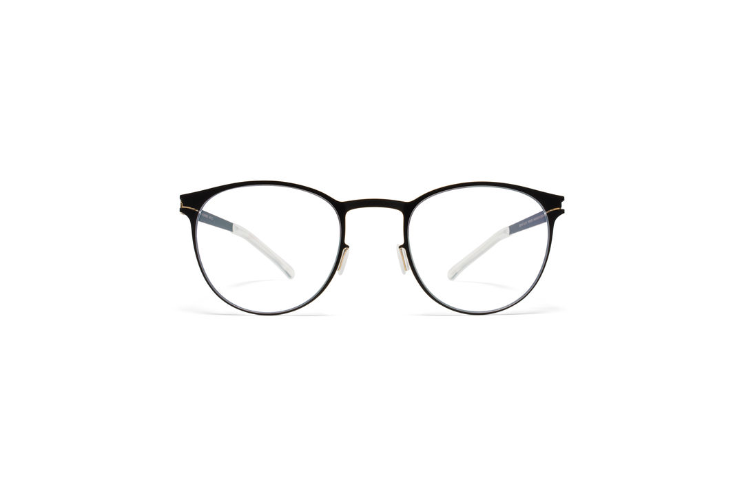 MYKITA - NO1 / ALEXANDER / Frame: Black/Gold Edges