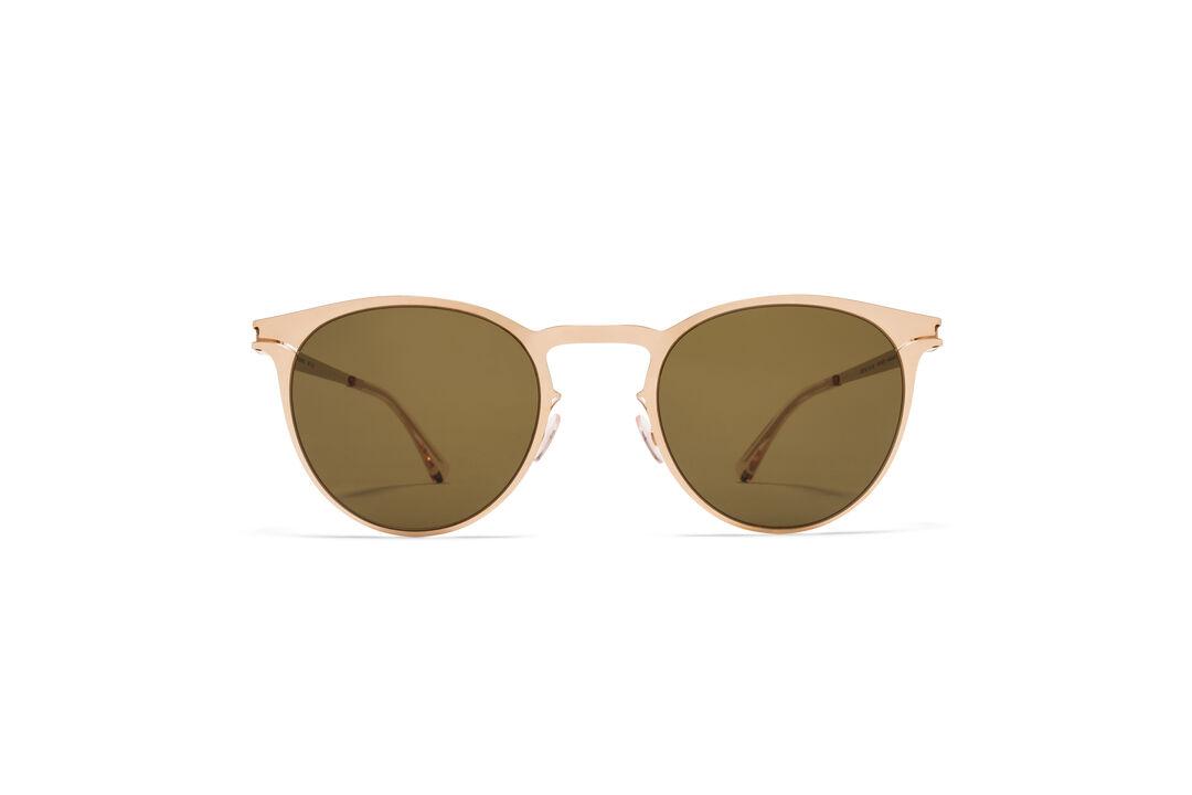 Gold Sun Federico Sunglasses Mykita WXE6LFQ